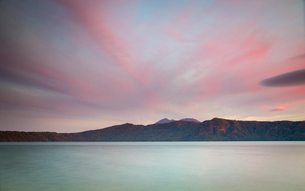 Laguna Apoyo Sunset