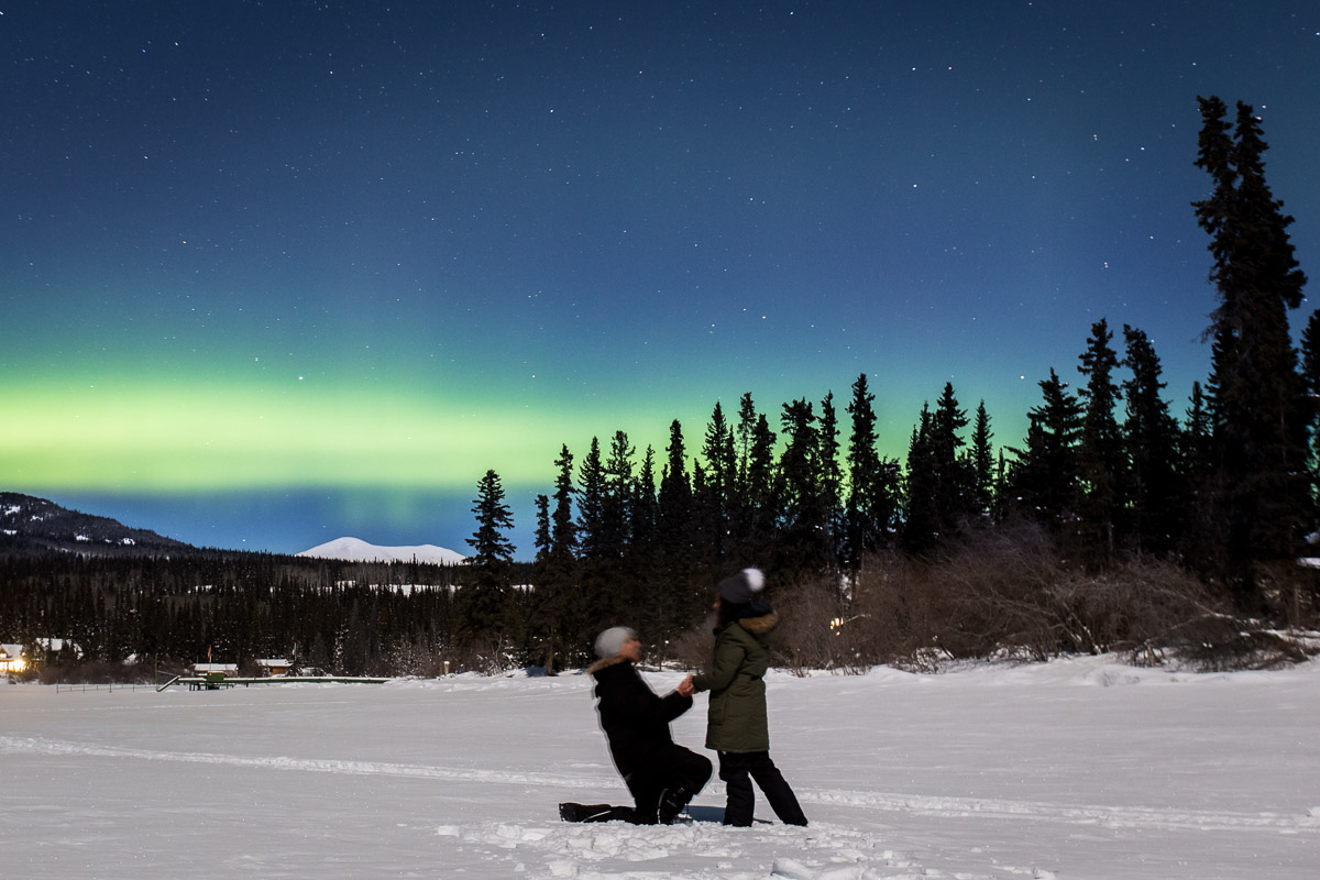 Northern Lights Yukon Canada Proposal