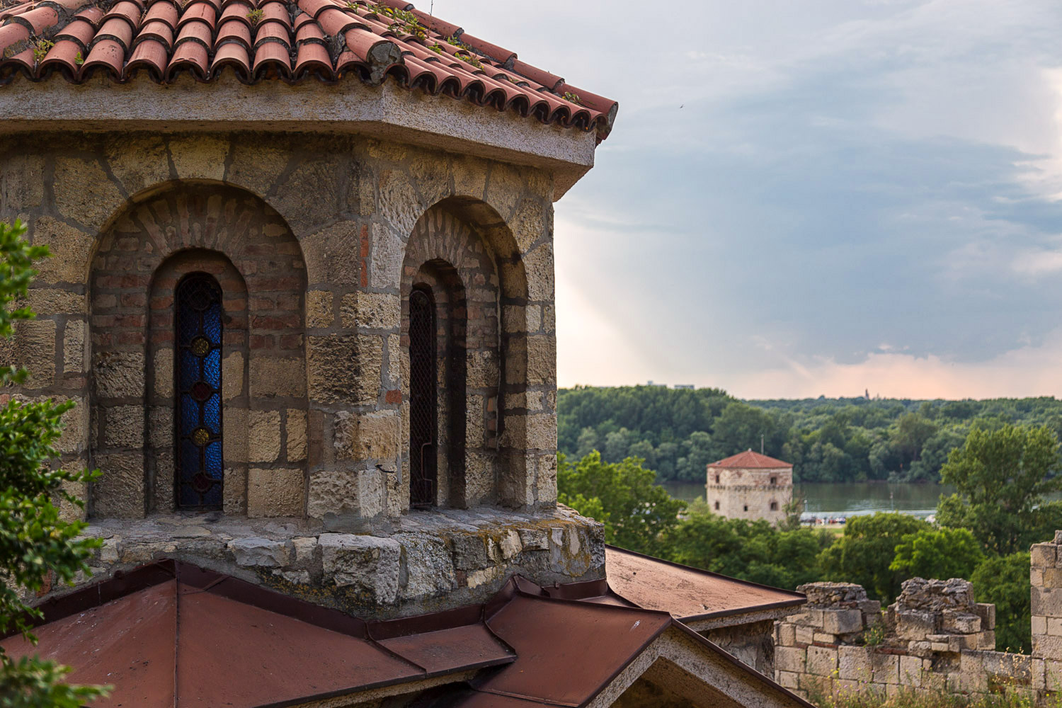 Belgrade Church Lookout