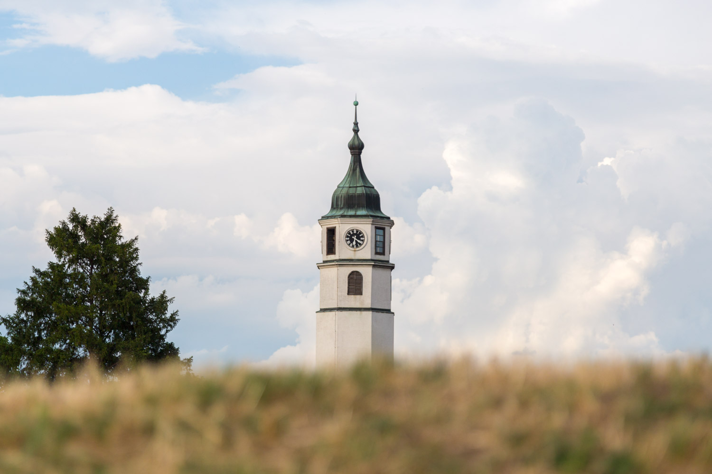 Belgrade Fortress Church