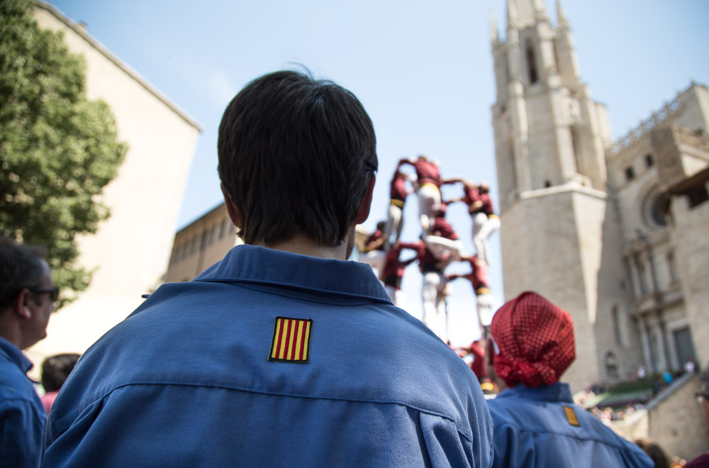 Girona Human Towers Marrecs de Salt