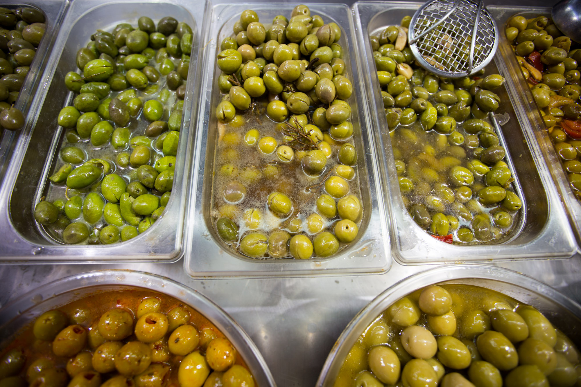 Olives from Catalonia