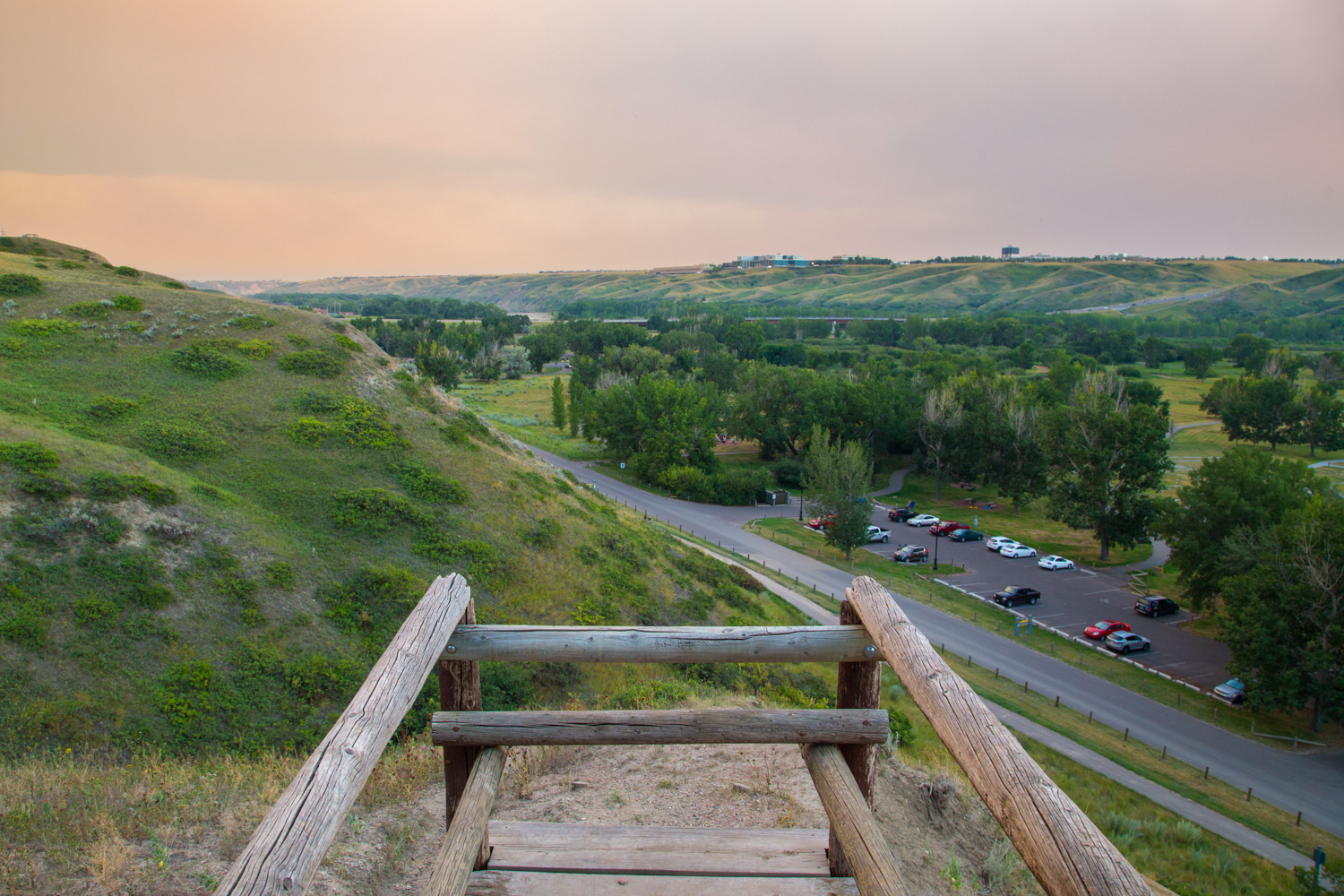 Indian Battle Park Lethbridge Alberta