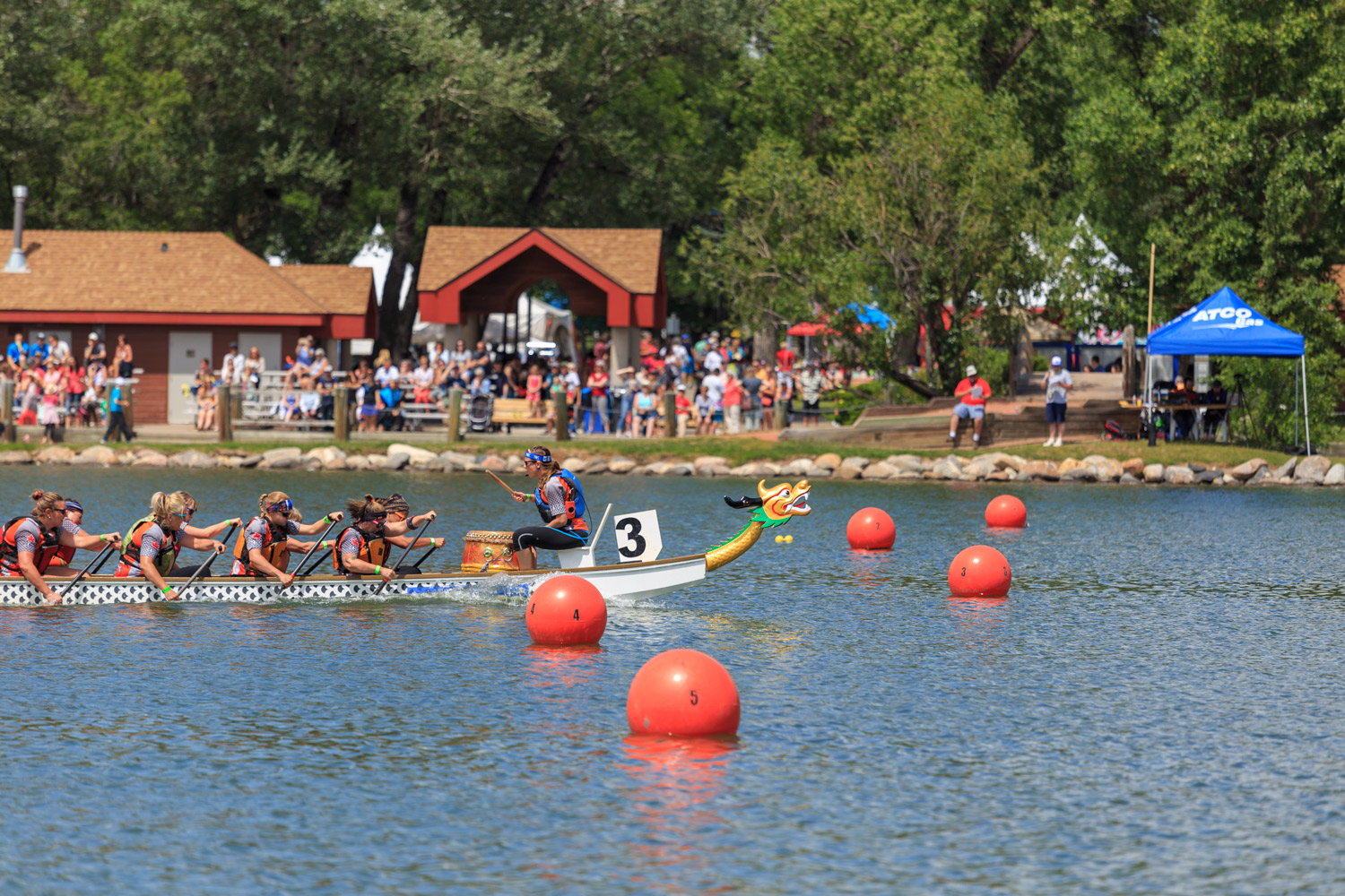 Lethbridge-Dragonboat-Races