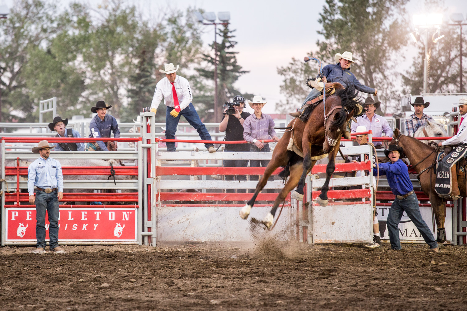 Lethbridge Stampede Rodeo