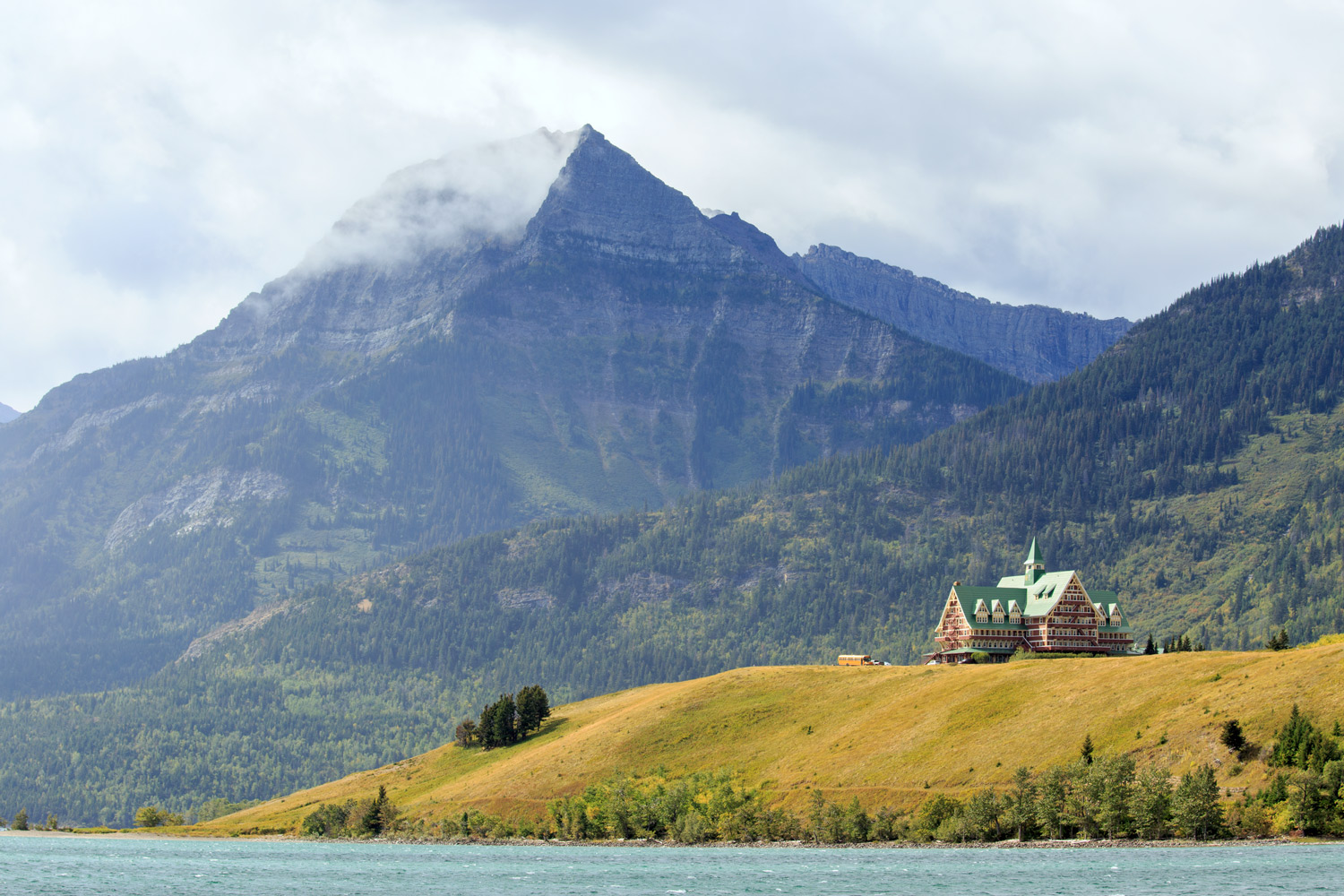 Waterton-Alberta