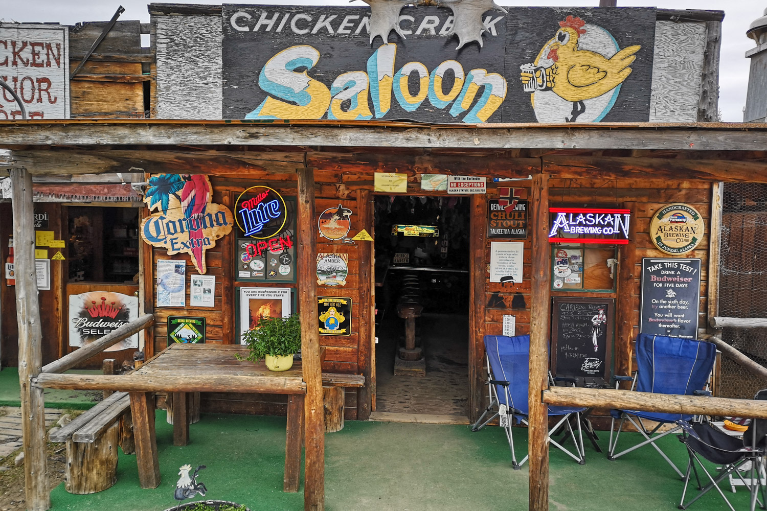Chicken Creek Saloon