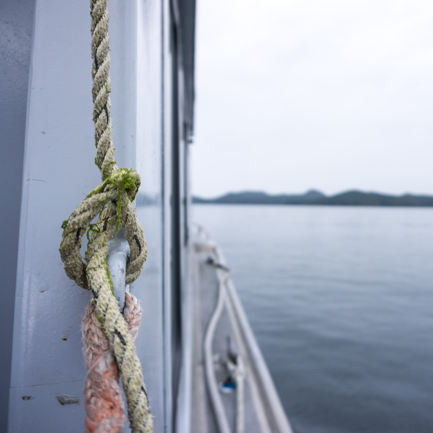 Enroute to Swanson Island