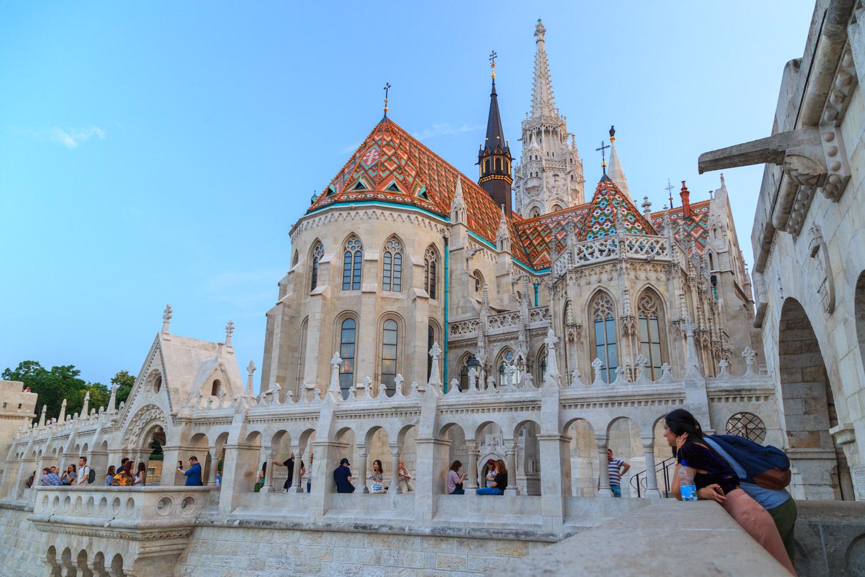 Budapest Hungary Castle