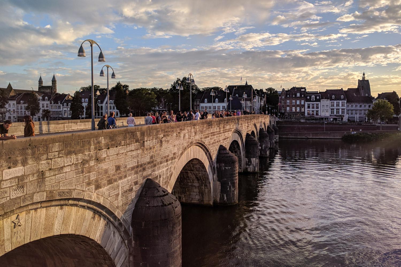 Maastrict Netherlands Bridge