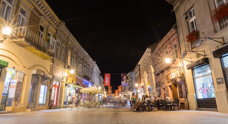 Novi Sad Serbia Bars