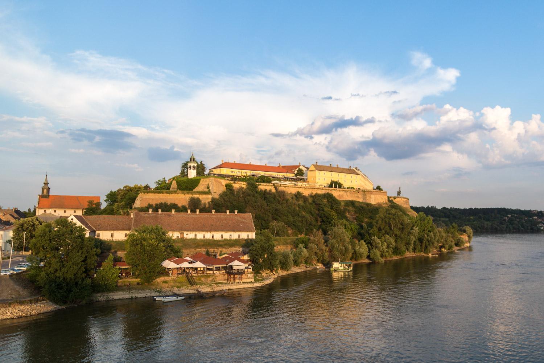 Novi Sad Serbia Petrovaradin Fortress