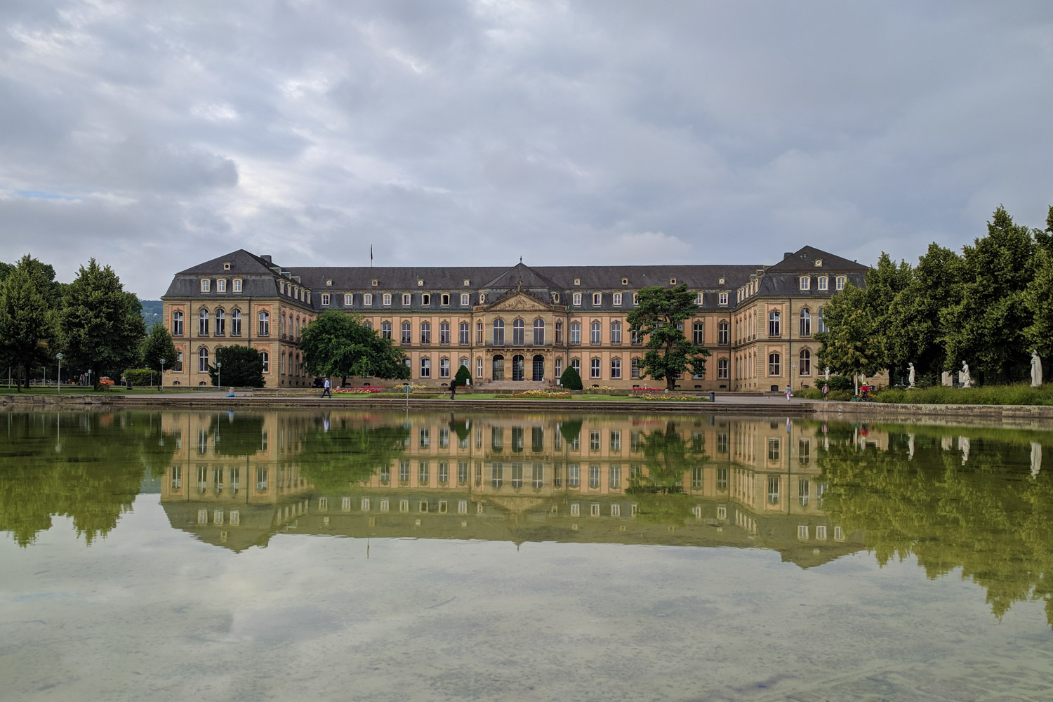 Stuttgart Germany Reflections