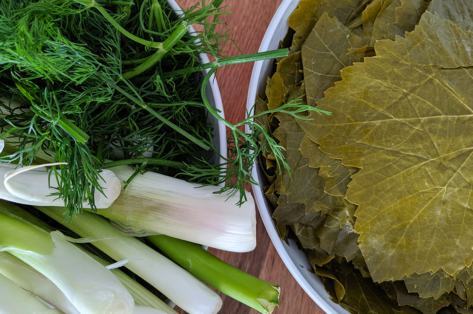 Ingredients Greek Kitchen