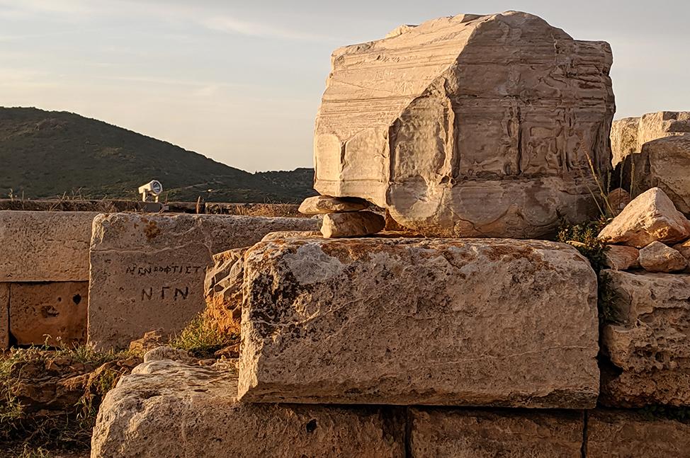 Stones Temple of Poseidon