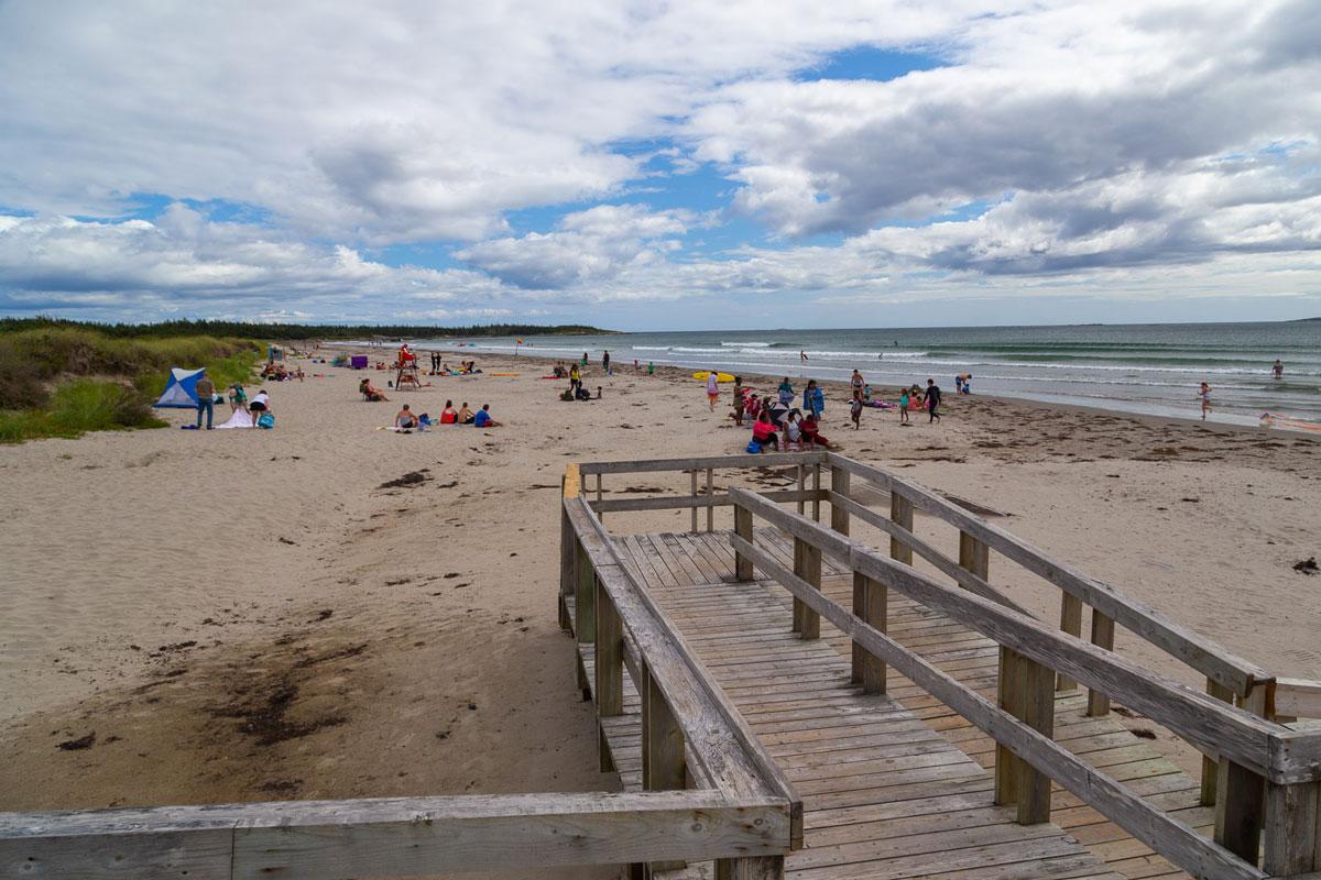 Clam Harbour Beach Eastern Shore Nova Scotia
