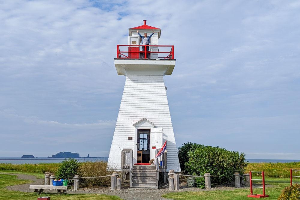 Five Islands Lighthouse Nova Scotia