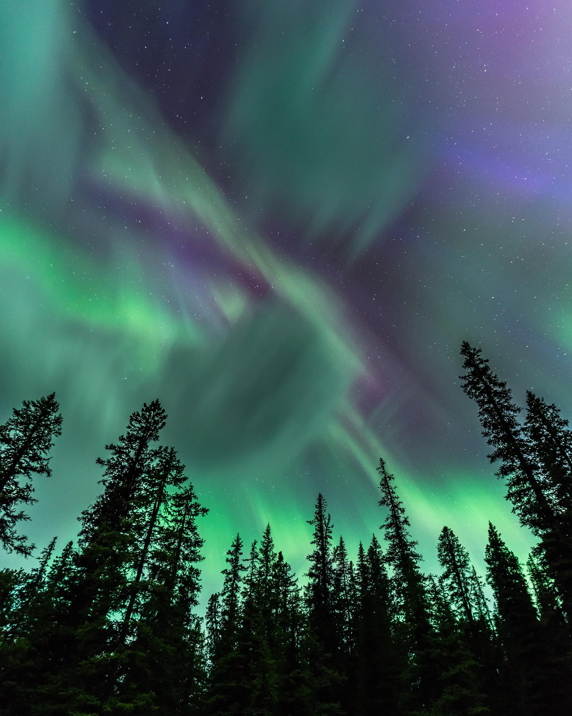 Jasper Aurora Dark Sky