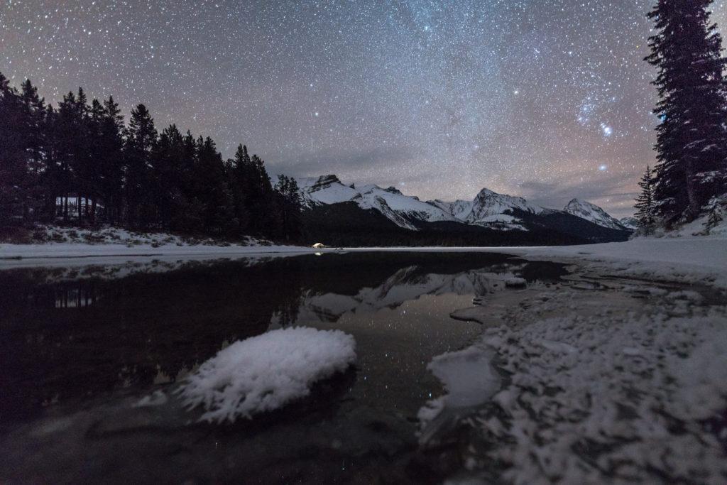Jasper Dark Sky and Stars