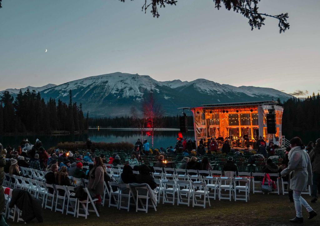 Jasper Symphony Dark Sky Festival