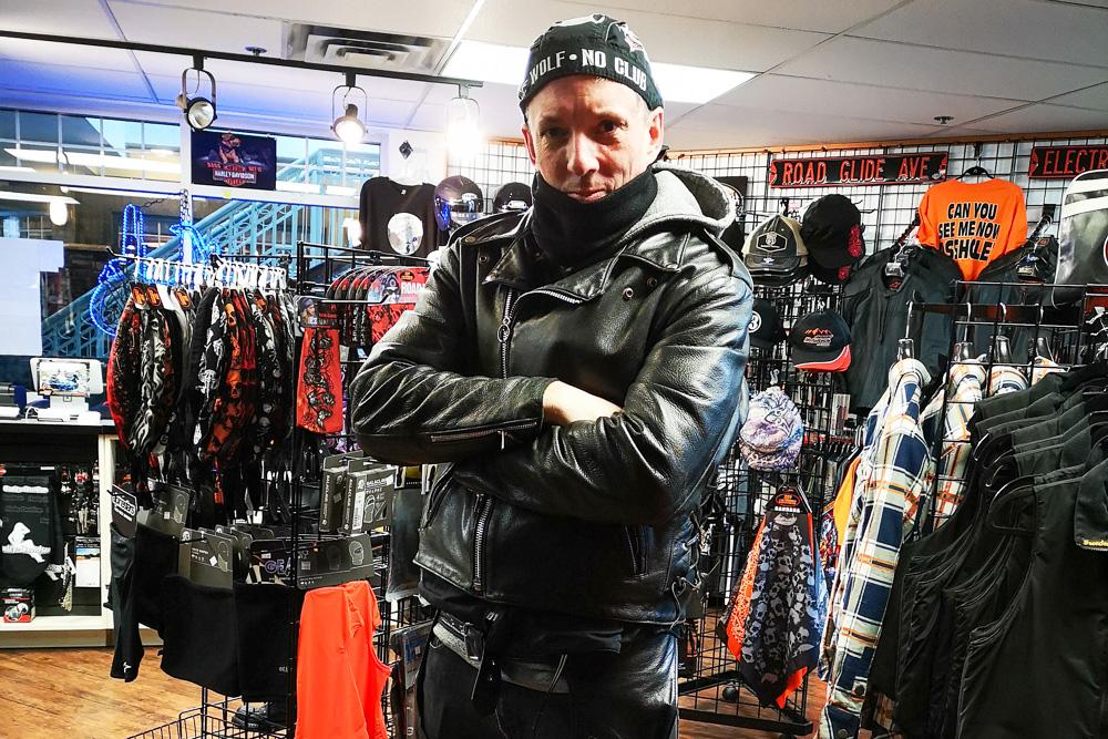 Pete the Biker