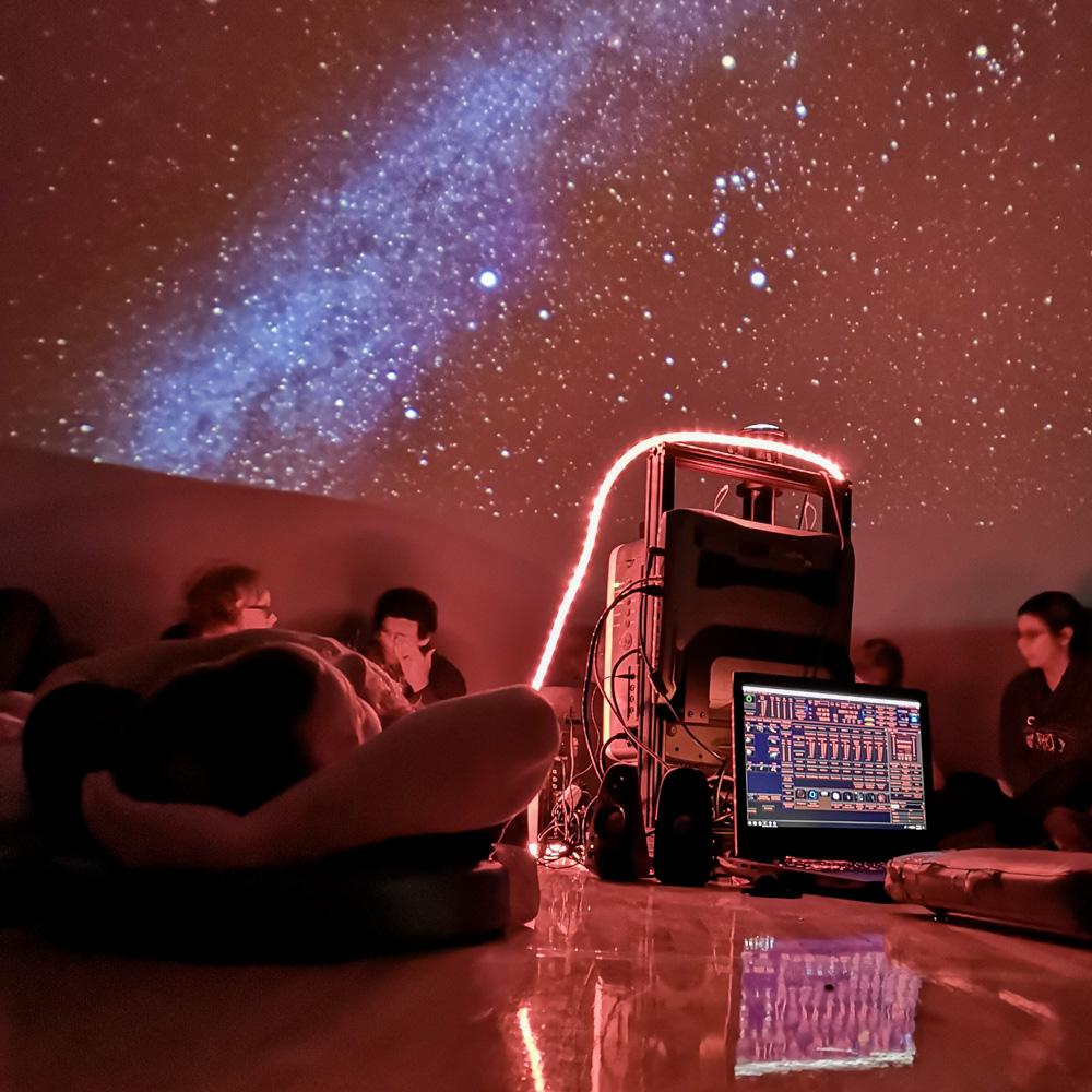 Planetarium Experience Dark Sky Festival