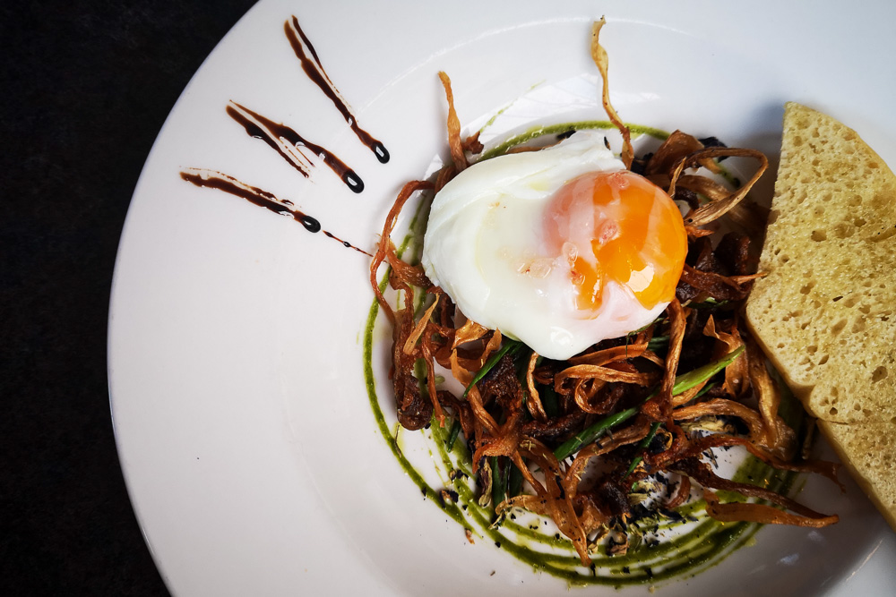 The Perfect Egg Olive Bistro