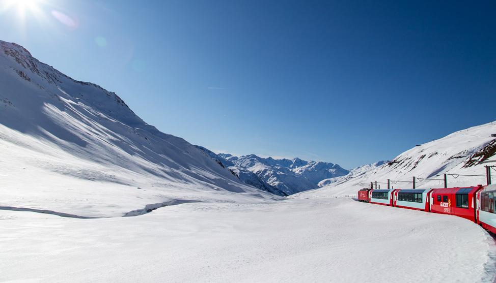 Photos from the Glacier Express thumbnail