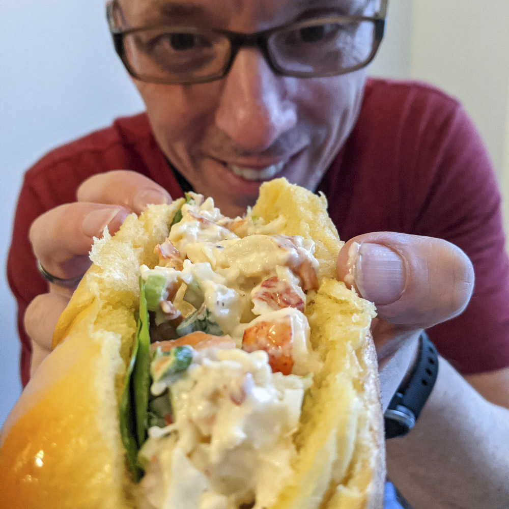 Pete and His Final Lobster Roll