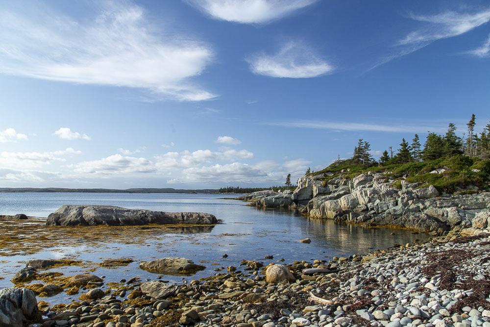 Taylor Head Provincial Park Nova Scotia