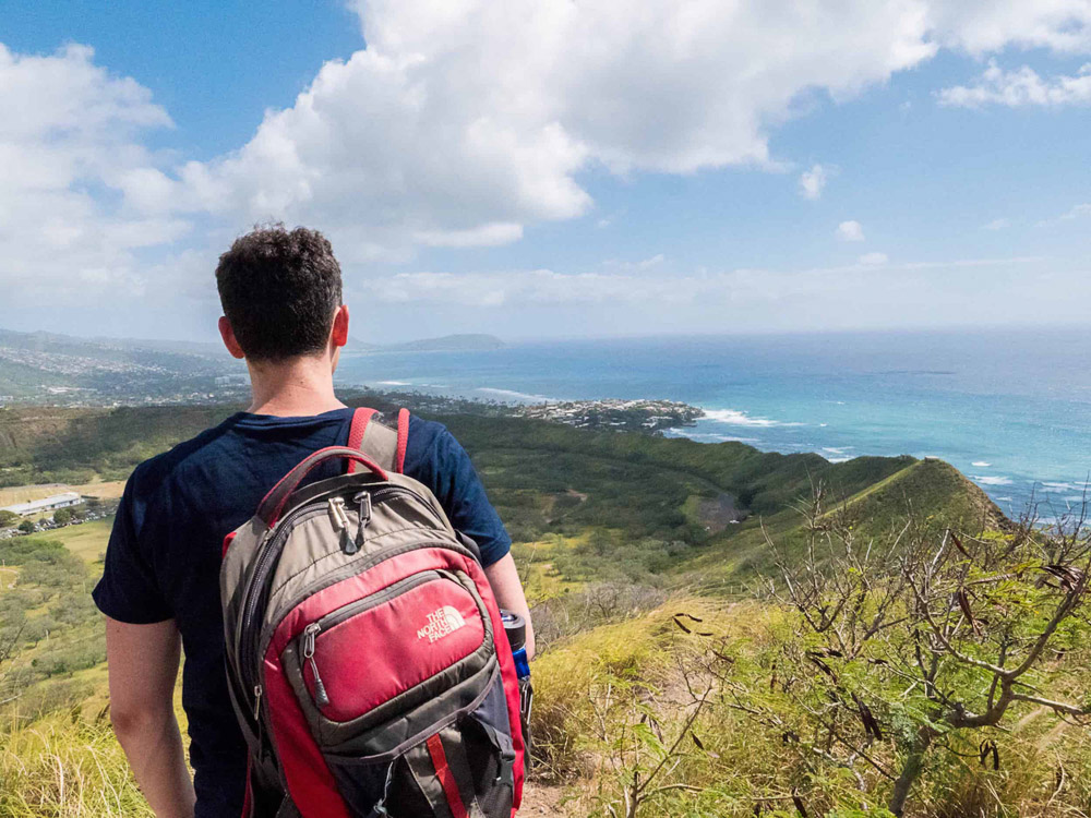 Matt Kepnes Backpacking