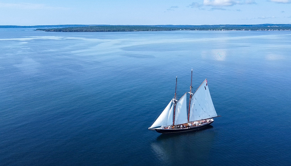 The Bluenose: How a Ship Shaped a Town thumbnail